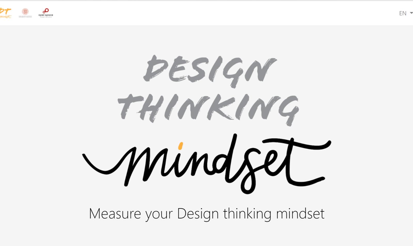 Design Thinking Mindset UX